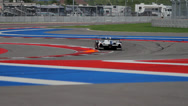 Stock Video Footage of Racing : ALMS at Circuit of the Americas