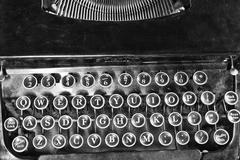 Stock Photo of antique typewriter
