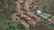 Stock Video Footage of new housing, santa cruz, la palma, spain