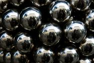 Stock Photo of Spanish Silver Balls