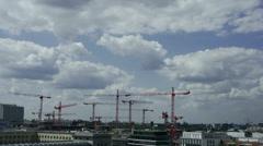 Berlin Skyline 2 Stock Footage