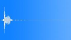 Snow Ball Smash Light 01 - sound effect