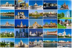 Moscow - stock illustration