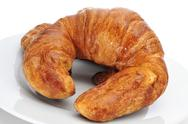 Stock Photo of croissants