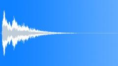 magical cartoon spell - falling - sound effect