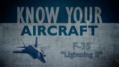 "Lockheed Martin F-35 ""Lightning II"" Stock Footage"