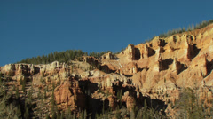 Cedar Breaks National Monument Utah Stock Footage