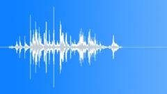 War map - paper movement 05 Sound Effect
