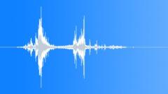 War map - paper movement 02 Sound Effect