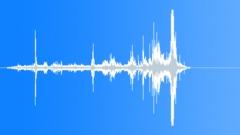 War map - paper movement 03 Sound Effect
