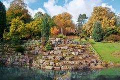 Stock Photo of japanese garden