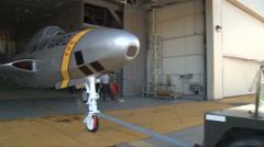 RF-84 Thunderflash The Predator of the 1950's Stock Footage