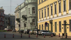 Odesa Ukraine Stock Footage