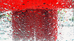 Car wash Stock Footage