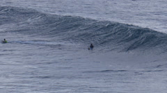 Surfing in Rincon - Puerto RIco 3 Stock Footage