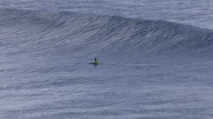 Surfing in Rincon - Puerto RIco 2 Stock Footage