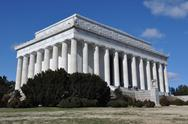 Stock Photo of lincoln memorial in washington dc