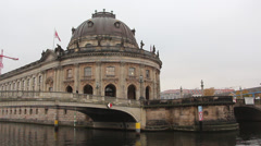 The Bode Museum Stock Footage