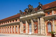Filmmuseum in Potsdam Stock Photos