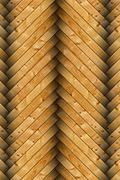 Closeup of spruce floor tiles Stock Photos