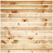 Isolated spruce boards Stock Illustration