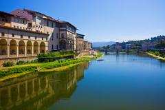 River Arno Stock Photos
