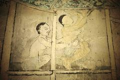 Stock Photo of mural painting