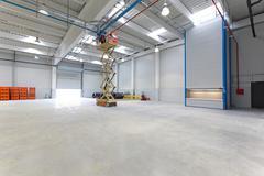 Stock Photo of warehouse