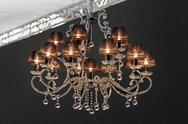 Stock Photo of chandelier