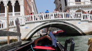 Stock Video Footage of Riding in Gondola, Point of View