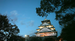 Himeji Castle, Japan for adv or others purpose use Stock Footage