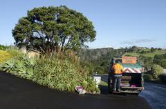 waste management - stock photo