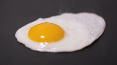 Fried Egg Stock Footage