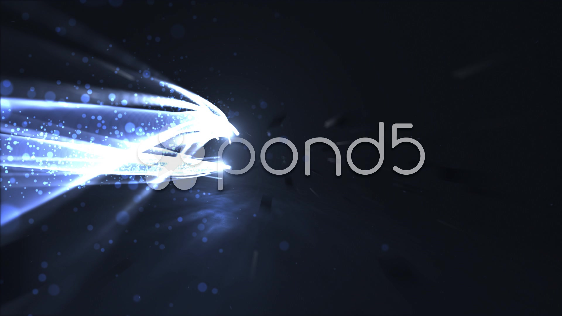 After Effects Project - Pond5 Light Trails Logo Reveal 33036255