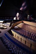 Pianist Stock Photos