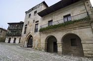 Stock Photo of casona. santillana