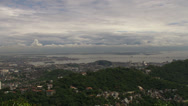 Stock Video Footage of Panoramic View of Rio
