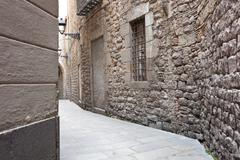 Stock Photo of Barrio Gotico