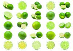 Lime Stock Illustration