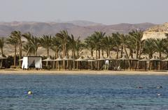 marsa alam in egypt - stock photo