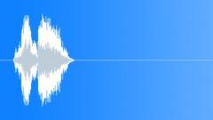 Treasure - cartoon game voice Sound Effect