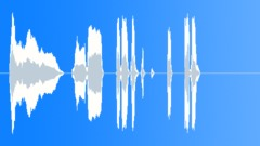 Cartoon girl - variety pack 2 Sound Effect