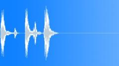 Woman - little coughs Sound Effect