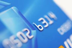 Digital payments processing system Stock Photos