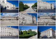 Stock Illustration of Royal Palace in Madrid