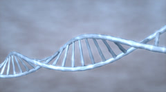 Human DNA, genome, data, science, medical, research. - stock footage