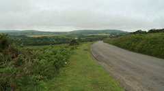 Gower hills Stock Footage