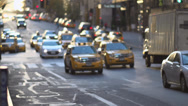 Stock Video Footage of NYC traffic (10 of 11)
