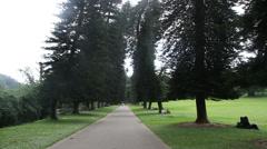 Royal Botanical Gardens Stock Footage