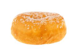 Stock Photo of sugary donut